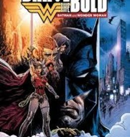 DC COMICS BRAVE AND THE BOLD BATMAN AND WONDER WOMAN HC