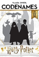 USAOPOLY HARRY POTTER CODENAMES