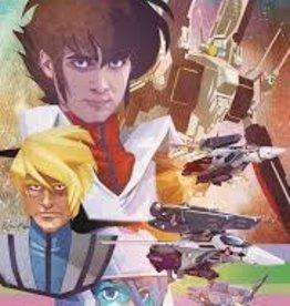 TITAN COMICS ROBOTECH TP VOL 03 BLIND GAME