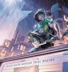 DC COMICS GREEN ARROW TP VOL 06 TRIAL OF TWO CITIES REBIRTH