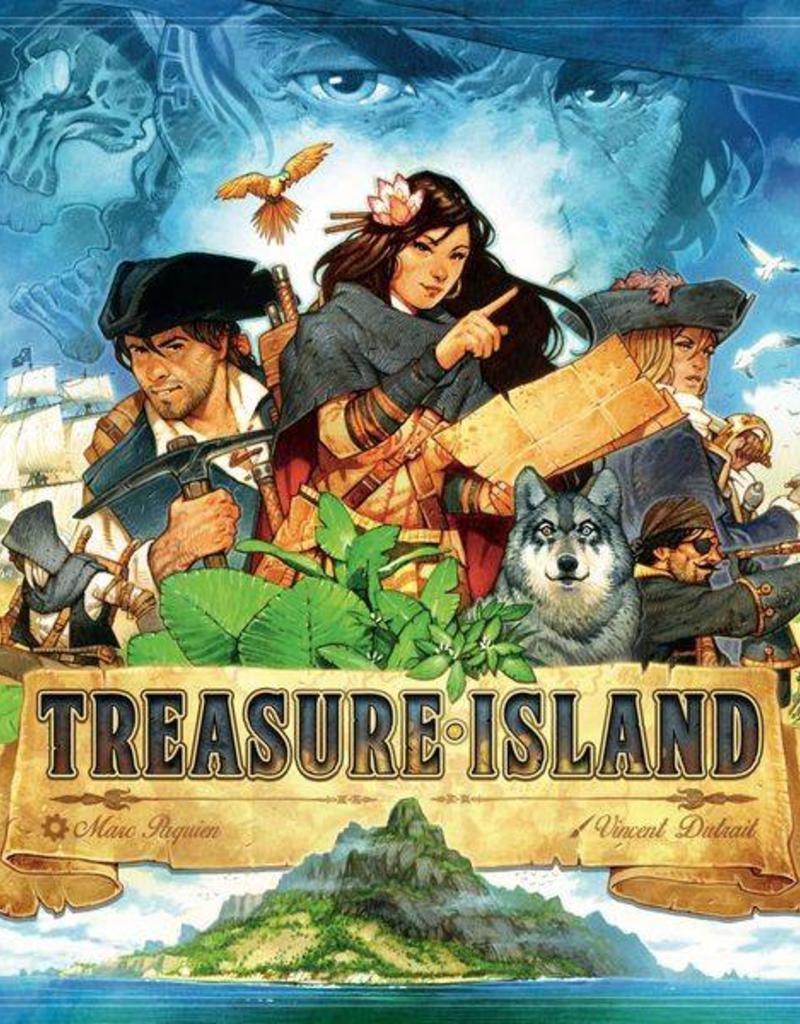 MATAGOT TREASURE ISLAND
