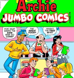 ARCHIE COMIC PUBLICATIONS WORLD OF ARCHIE JUMBO COMICS DIGEST #84