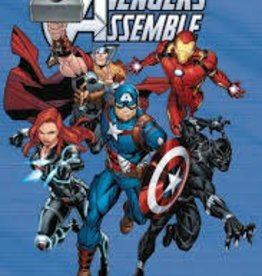 MARVEL COMICS AVENGERS ASSEMBLE GN TP TIME WILL TELL