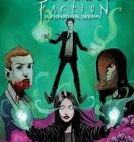 IDW PUBLISHING OCTOBER FACTION TP VOL 05 SUPERNATURAL DREAMS