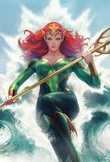 DC COMICS MERA QUEEN OF ATLANTIS TP