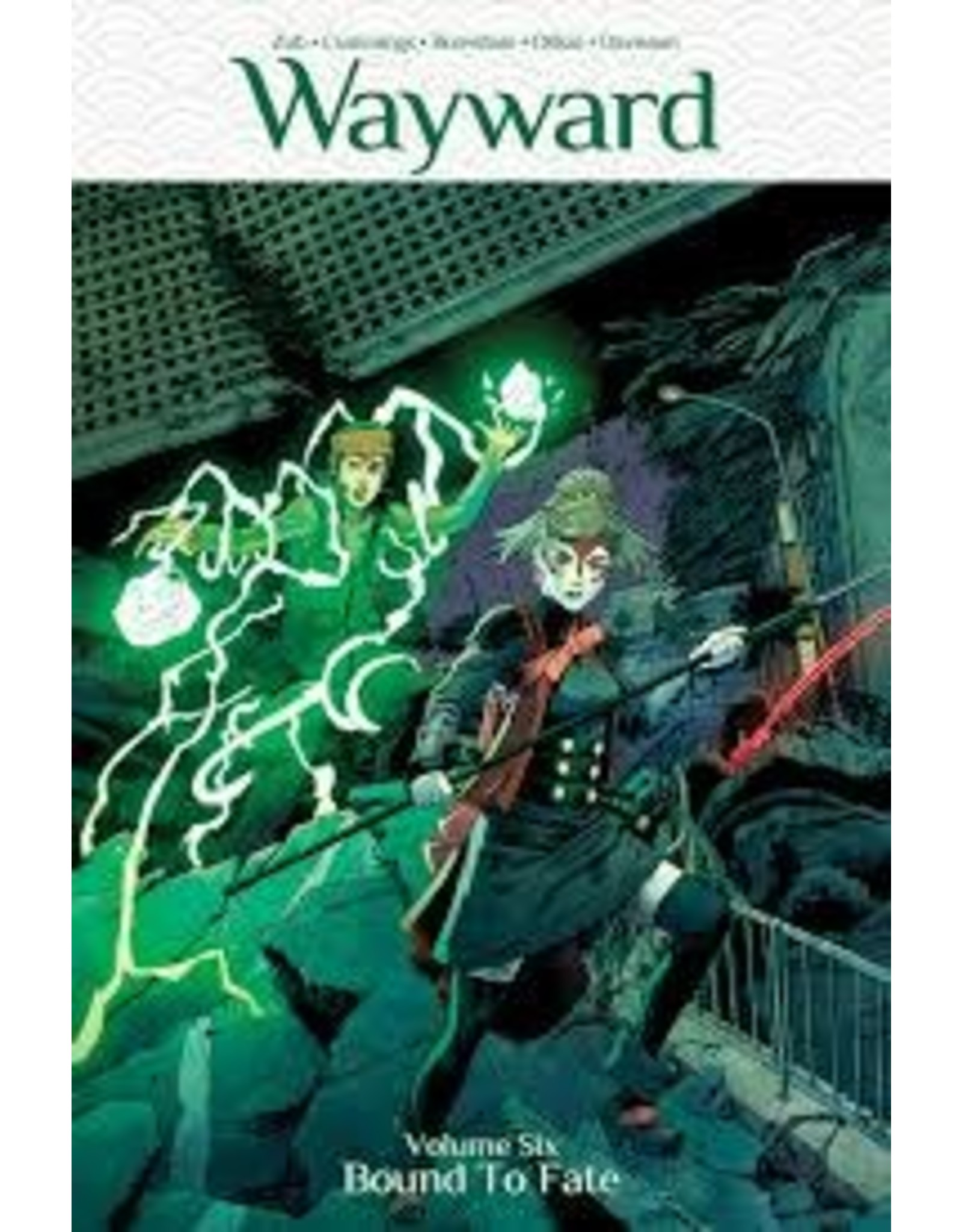 IMAGE COMICS WAYWARD TP VOL 06 BOUND TO FATE