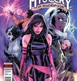 MARVEL COMICS HUNT FOR WOLVERINE TP MYSTERY IN MADRIPOOR