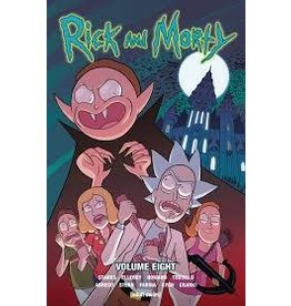ONI PRESS INC. RICK & MORTY TP VOL 08