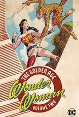 DC COMICS WONDER WOMAN THE GOLDEN AGE TP VOL 02