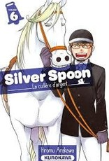 YEN PRESS SILVER SPOON 6