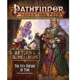 PAIZO PUBLISHING PATHFINDER AP CITY OUTSIDE OF TIME 5/6