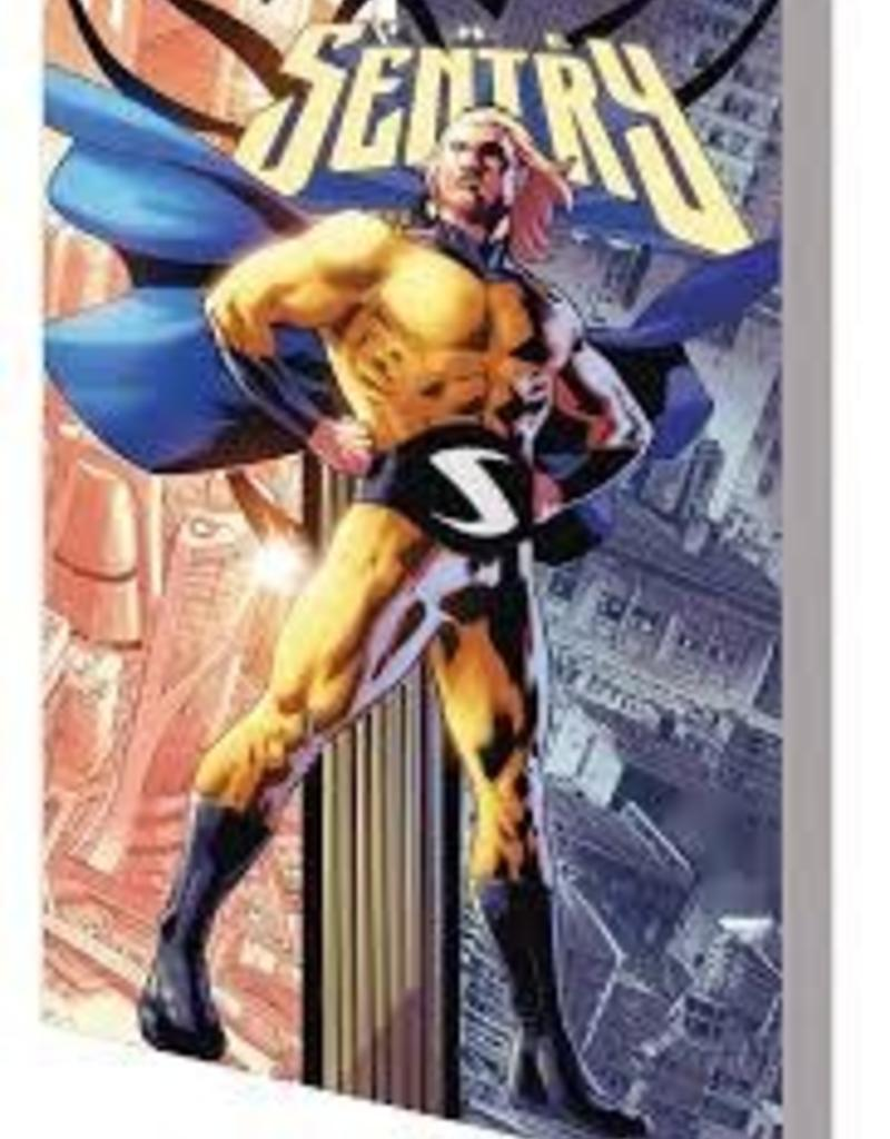 MARVEL COMICS SENTRY TP VOL 01 MAN OF TWO WORLDS