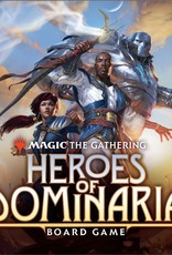 WIZARDS OF THE COAST MTG: HEROES OF DOMINARIA BOARD GAME PREMIUM EDITION