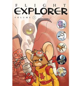 VILLARD BOOKS FLIGHT EXPLORER VOL 01