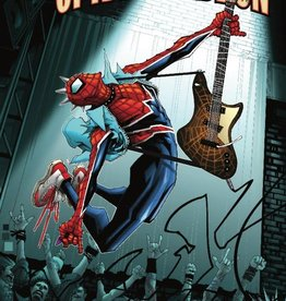 MARVEL COMICS SPIDER-GEDDON TP EDGE OF SPIDER-GEDDON
