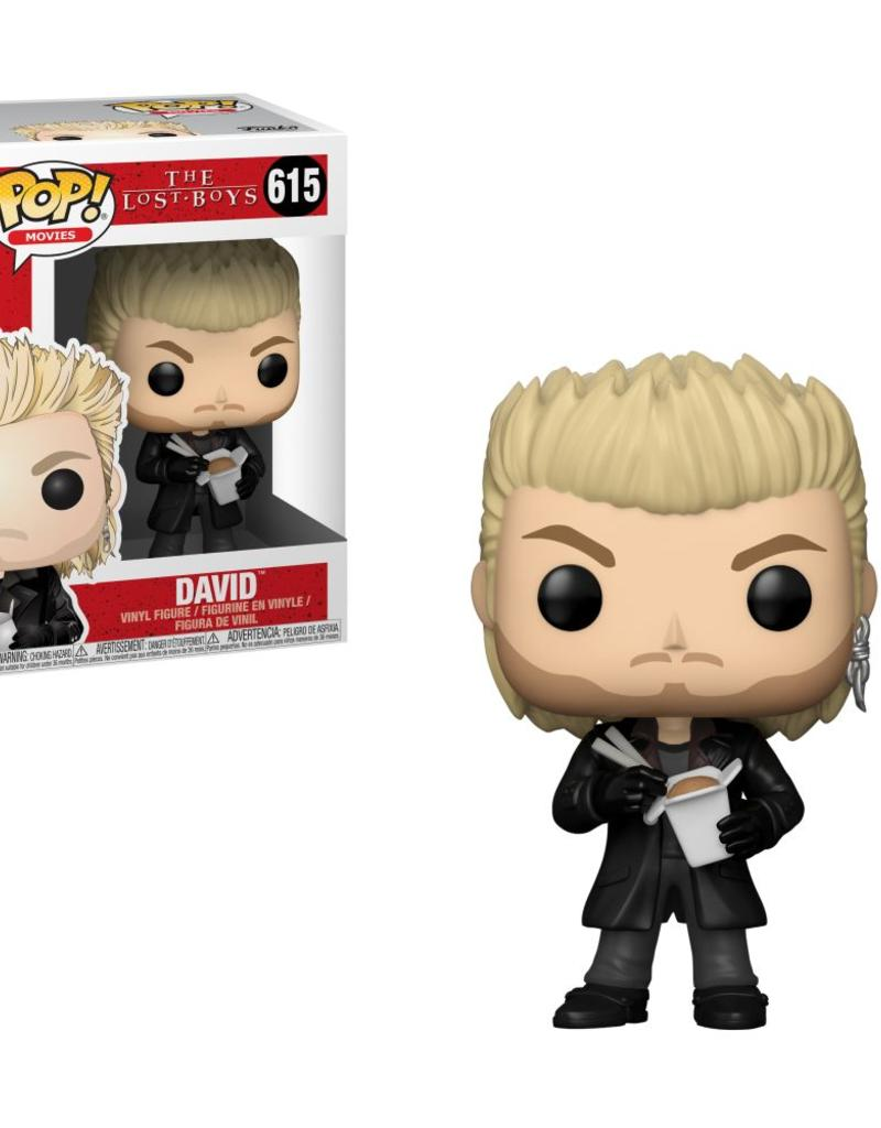 FUNKO POP THE LOST BOYS DAVID VINYL FIG