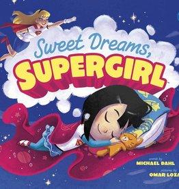 CAPSTONE PRESS SWEET DREAMS SUPERGIRL BOARD BOOK