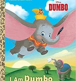 GOLDEN BOOKS I AM DUMBO LITTLE GOLDEN BOOK