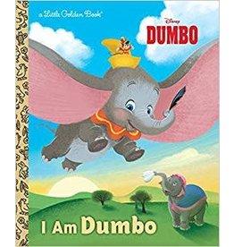 GOLDEN BOOKS I AM DUMBO LITTLE GOLDEN BOOK