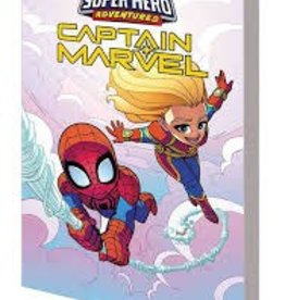 MARVEL COMICS MARVEL SUPER HERO ADVENTURES GN TP CAPTAIN MARVEL
