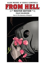 IDW - TOP SHELF FROM HELL MASTER EDITION #3