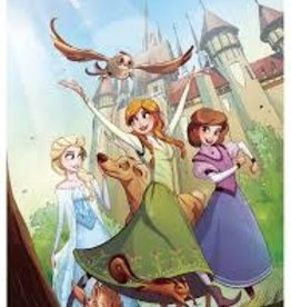 DARK HORSE COMICS DISNEY FROZEN TP BREAKING BOUNDARIES