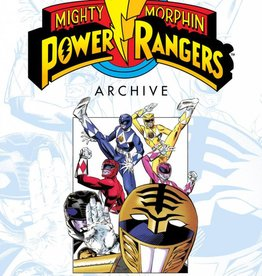 BOOM! STUDIOS MIGHTY MORPHIN POWER RANGERS ARCHIVE TP VOL 02