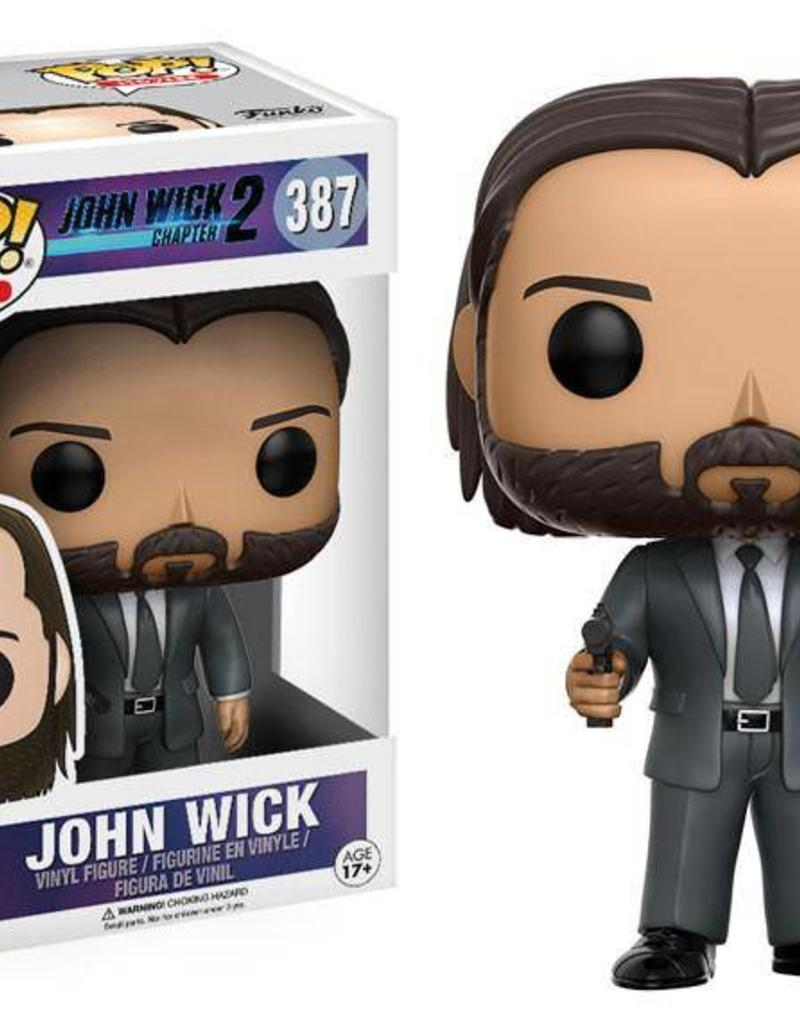 FUNKO POP MOVIES JOHN WICK VINYL FIG