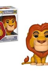FUNKO POP DISNEY LION KING MUFASA VINYL FIG