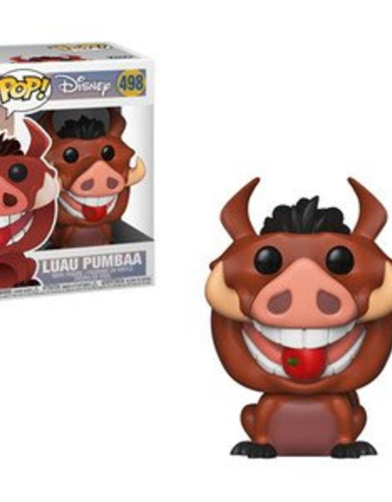 FUNKO POP DISNEY LION KING LUAU PUMBAA VINYL FIG
