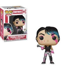 FUNKO POP FORTNITE SPARKLE SPECIALIST VINYL FIG