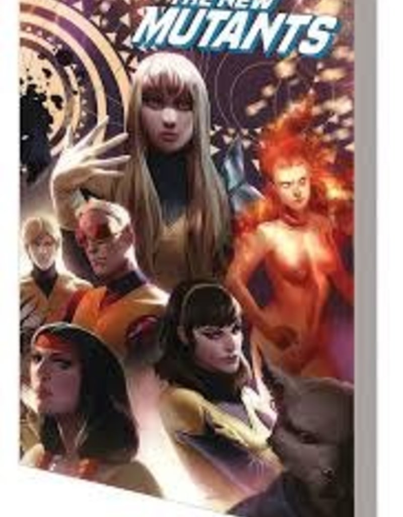 MARVEL COMICS NEW MUTANTS ABNETT LANNING TP VOL 01 COMPLETE COLLECTION