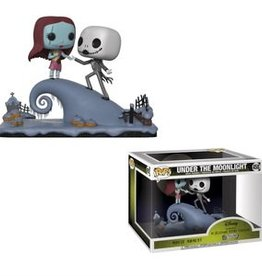 FUNKO POP MOVIE MOMENTS NBX JACK SALLY UNDER THE MOONLIGHT