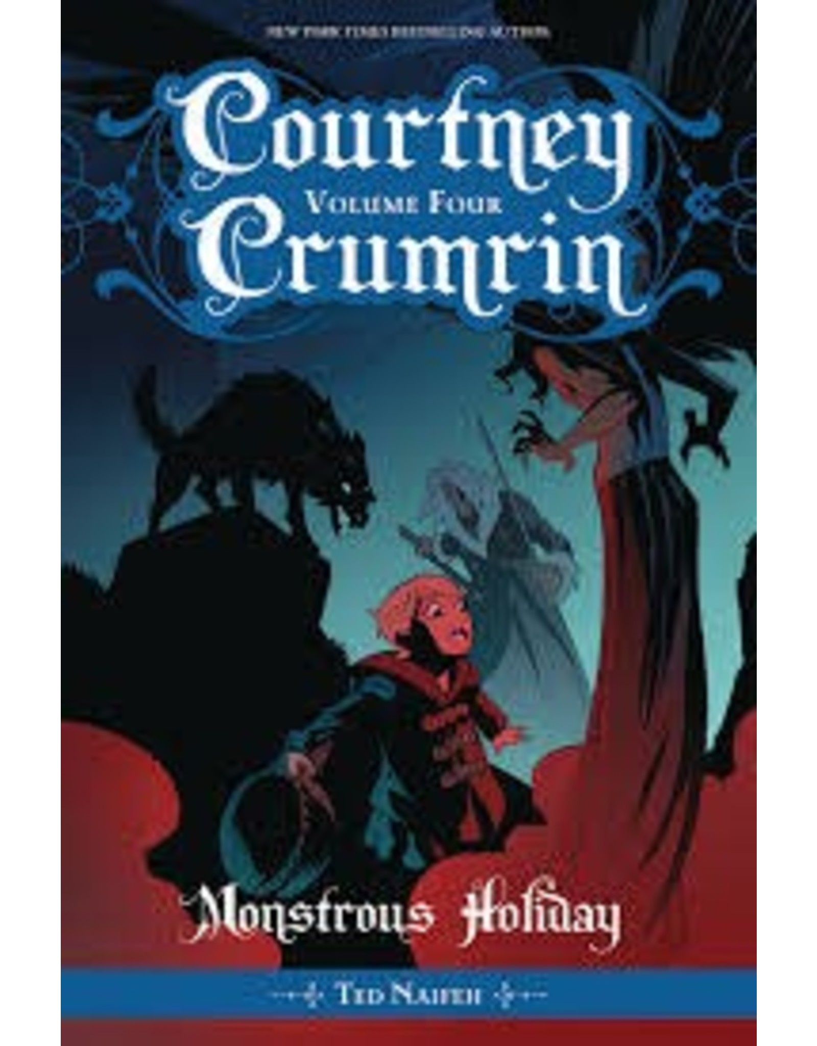 ONI PRESS INC. COURTNEY CRUMRIN TP VOL 04 MONSTROUS HOLIDAY