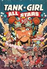 TITAN COMICS TANK GIRL ALL STARS HC