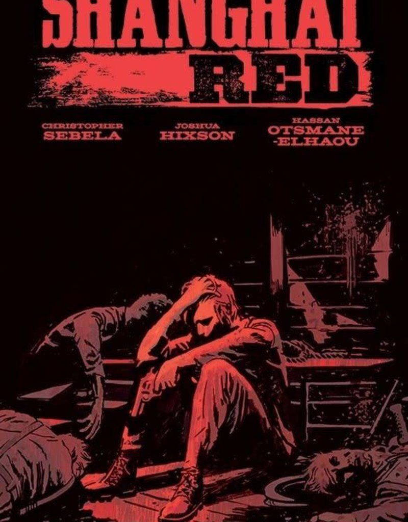 IMAGE COMICS SHANGHAI RED TP