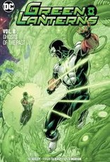 DC COMICS GREEN LANTERNS TP VOL 08 GHOSTS OF THE PAST