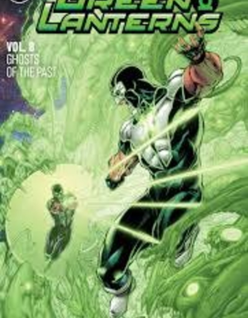 DC COMICS GREEN LANTERNS TP VOL 08 GHOSTS OF THE PAST