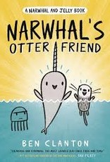 TUNDRA BOOKS NARWHAL & JELLY HC GN VOL 04 OTTER FRIEND