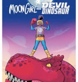 MARVEL COMICS MOON GIRL AND DEVIL DINOSAUR GN TP VOL 01 BEGINNING