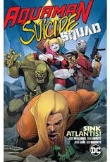 DC COMICS AQUAMAN SUICIDE SQUAD SINK ATLANTIS TP