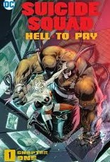 DC COMICS SUICIDE SQUAD HELL TO PAY TP