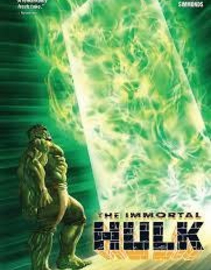 MARVEL COMICS IMMORTAL HULK TP VOL 02 GREEN DOOR