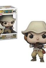 FUNKO POP ONE PIECE USOPP VINYL FIG