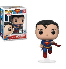 FUNKO POP DC SUPERHEROES SUPERMAN FLYING VINYL FIG