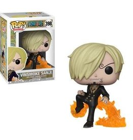 FUNKO POP ONE PIECE VINSMOKE SANJI VINYL FIG