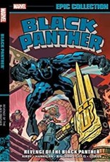 MARVEL COMICS BLACK PANTHER EPIC COLL TP REVENGE BLACK PANTHER