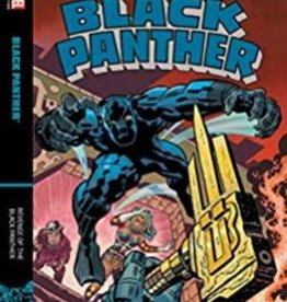 MARVEL COMICS BLACK PANTHER EPIC COLL TP REVENGE BLACK PANTHER
