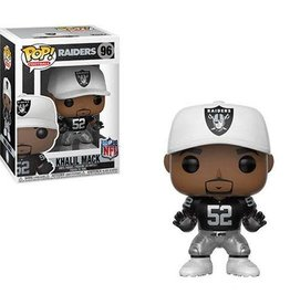 FUNKO POP NFL: RAIDERS - KHALIL MACK