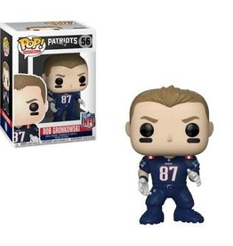 FUNKO POP NFL: PATRIOTS - ROB GRONKOWSKI (COLOR RUSH)